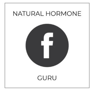 natural hormone guru facebook
