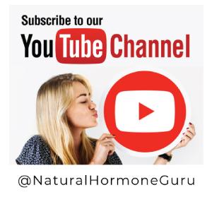 natural hormone guru youtube