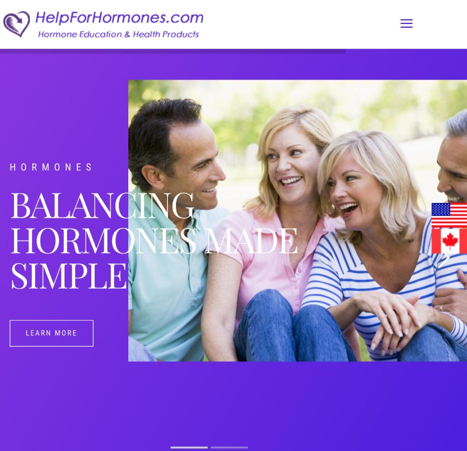 help for hormones